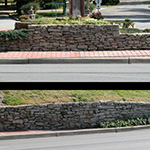 Mass Retaining Walls